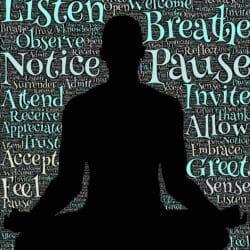 Exercices d'inspiration et d'expiration