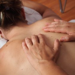stage massage relaxant