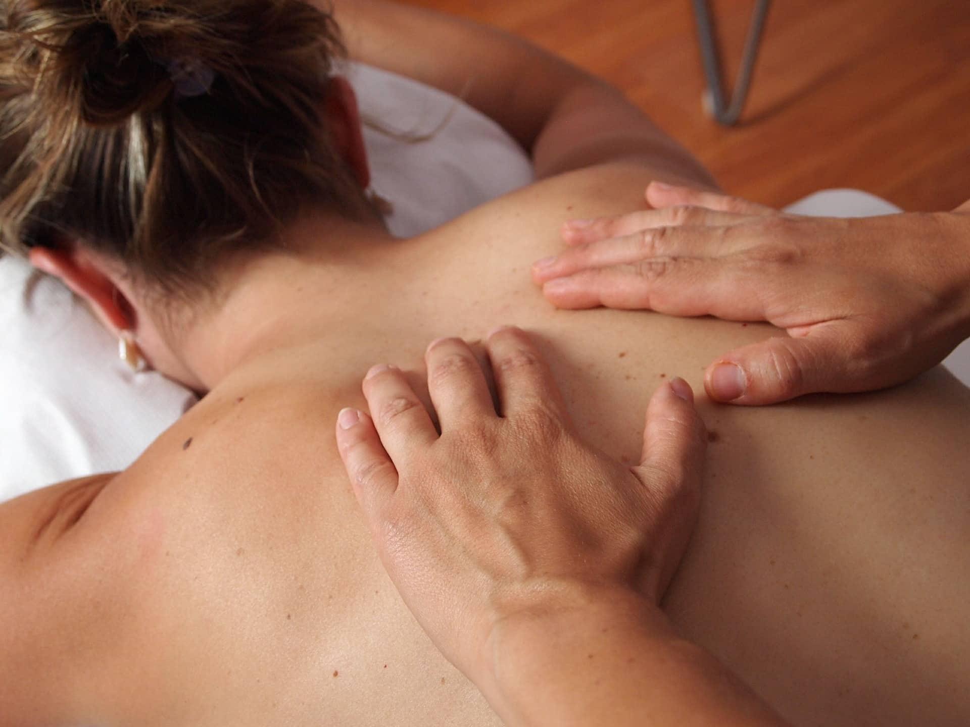 stage massage