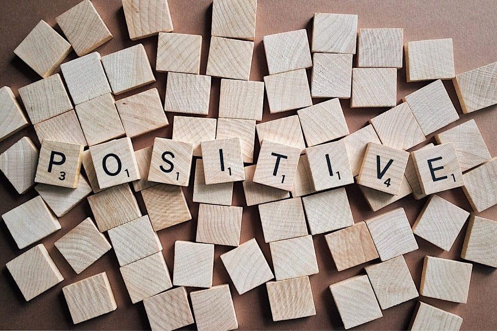 Pensez positif !