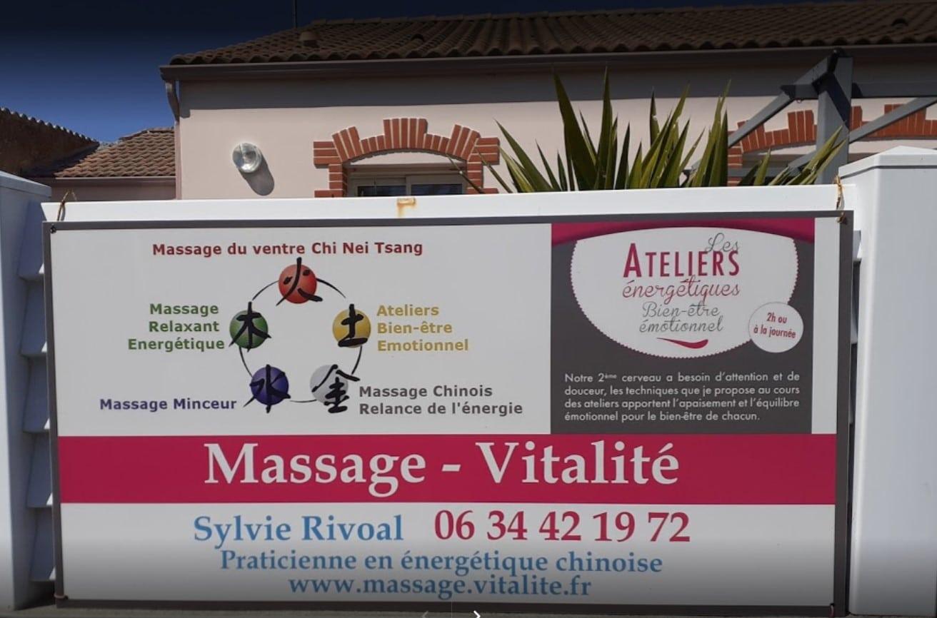 Massage Vitalité